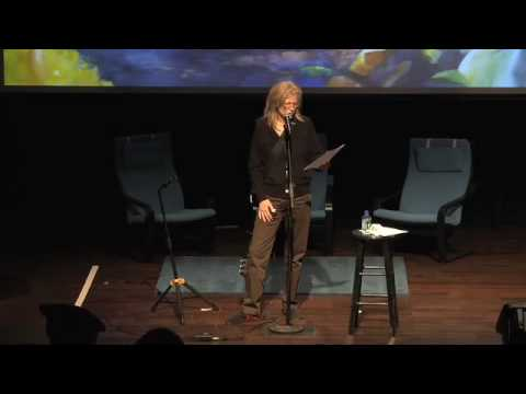 TEDxGreenville - Marshall Chapman - 3/5/2010
