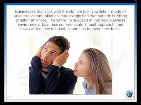 How Social Media And Electronic Communication Are Revolutionizing Business Communication