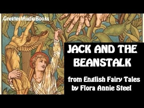 🌱 JACK AND THE BEANSTALK [ English Fairy Tales ] - FULL AudioBook 🎧📖 | Greatest🌟AudioBooks