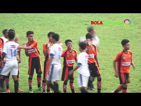 Highlight Liga KG Panasonic U-14 2016/2017 Pekan ke-13 Bagian ke-1