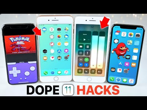 11 Dope iPhone Hacks in iOS 11!