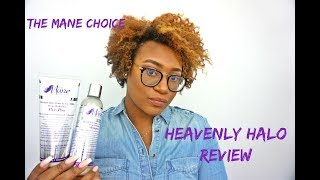 The Mane Choice Heavenly Halo Collection Review