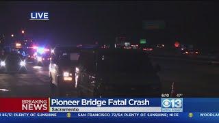 Person Hit, Killed By Car On Pioneer Bridge