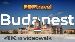 Walking in BUDAPEST / Hungary 🇭🇺- 4K 60fps (UHD)