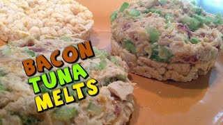 Bacon Tuna Melts Recipe (low Carb)