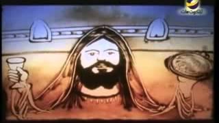 """الرسم بالرمل """"العشاء الأخير"""" للفنان مايكل رومانى Last Supper Sand Story Thumbnail"""