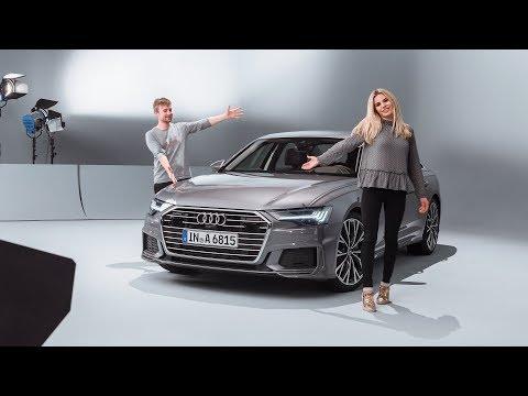 The new 2018/19 AUDI A6 Sedan | Review