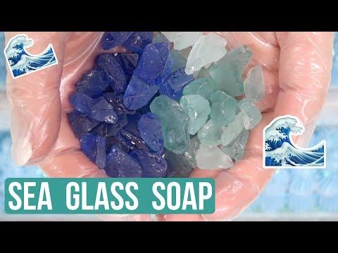 Sea Glass Custom Soap + Big Dreams | Royalty Soaps