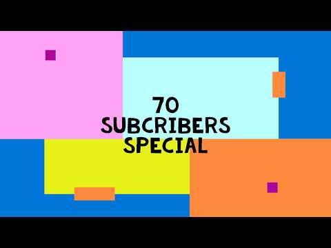 70 subscribers special montage 4 minute
