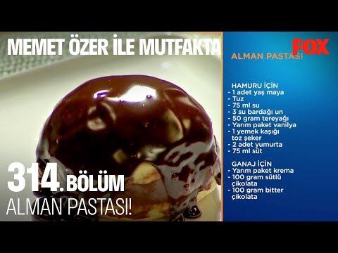 Alman Pastası! Memet