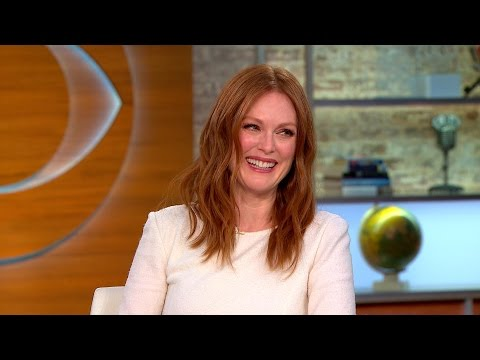 "Julianne Moore on ""Maggie's Plan,"" family and politics"