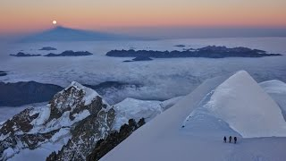 Mont Blanc (4808 metros) desde Les Houches