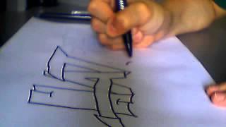 как рисовать граффити урок №5 (слово hatper)(спс за просмотр пишите коменты ставти лайки!! сори я знаю что это полная фигня я просто тогда плоха рисовал..., 2013-06-14T10:17:34.000Z)