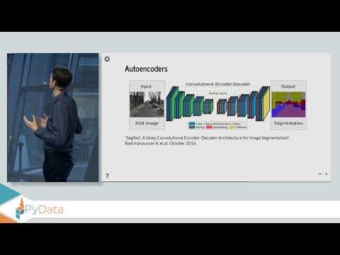 Advances in 2D/3D image segmentation using CNNS - Krzysztof Kotowski