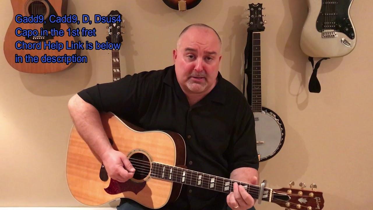 How To Play Millionaire Chris Stapleton Cover Easy 4 Chord