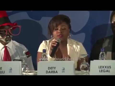 Conference de Presse DETY DARBA, Mzee Mbukuli, Lexxus Legal et Akon   YouTube