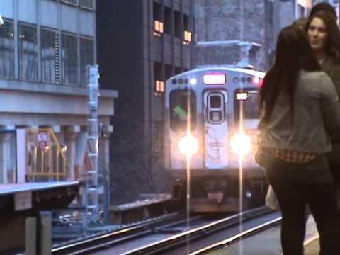 """Chicago """"L"""" Trains - Part 1"""