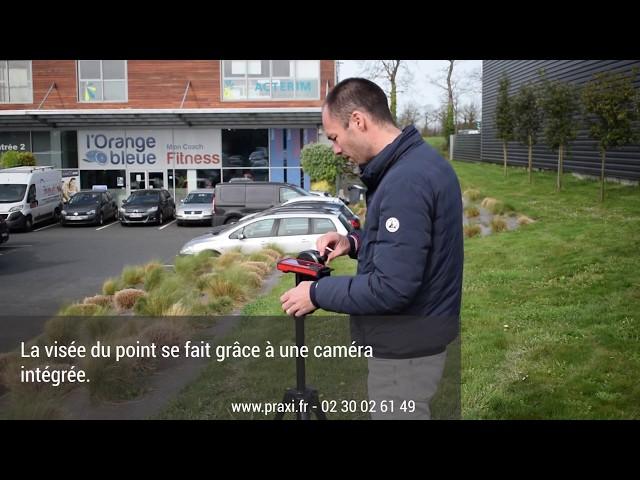 Leica DISTO S910 - Mesure de surface de panneaux publicitaires (TLPE)