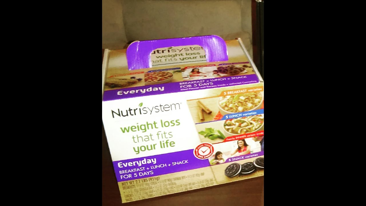Nutrisystem Review – Lose Weight Fast with Turbo 13!