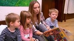 Fachfrau/Fachmann Betreuung Fachbereich Kinderbetreuung EFZ bei der Insel Gruppe
