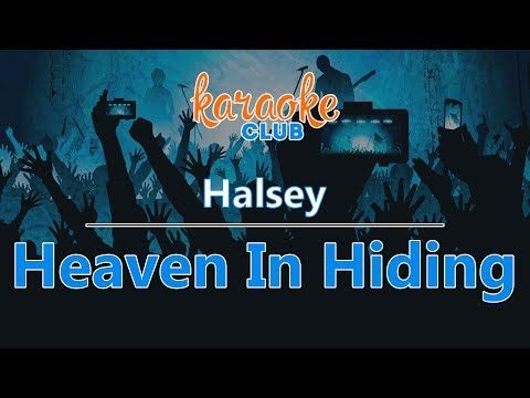 Halsey - Heaven In Hiding (Karaoke Version)