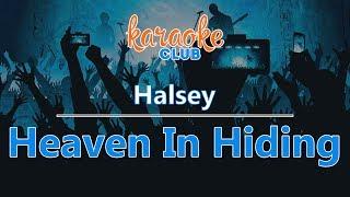 Halsey - Heaven In Hiding (Karaoke Version)