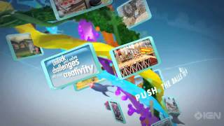 EA Create (Wii Trailer)