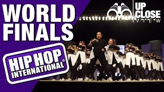 (UC) The Royal Family - New Zealand (Silver Medalist MegaCrew Division) @ HHI