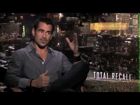 Colin Farrell Exclusive Interview by Monsieur Hollywood