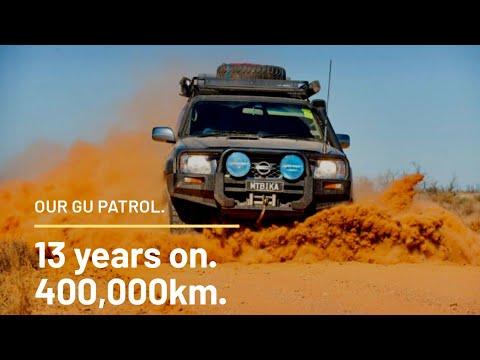 Our GU Patrol |13 Years On | 400,000km