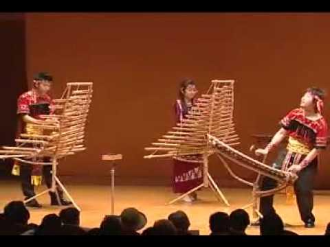 Vietnamese Ethnic Instruments (Trinh T