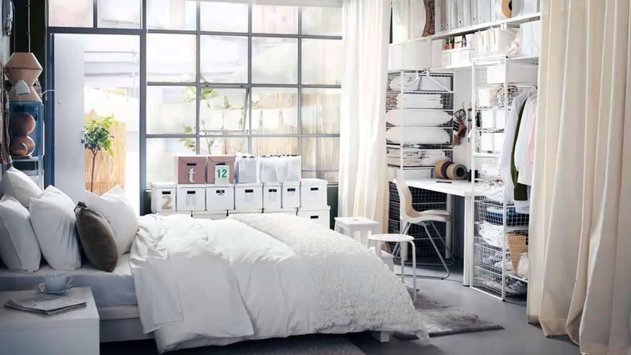غرف نوم من ايكيا       YouTube