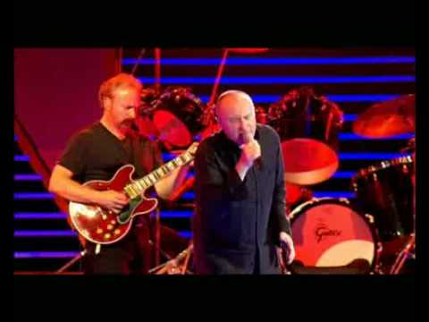 Phil Collins live - No way out (First Farewell Tour)