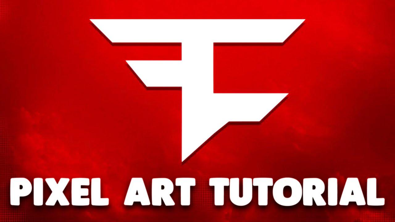 Exceptionnel FAZE CLAN | Minecraft Pixel Art Tutorial - YouTube LV59