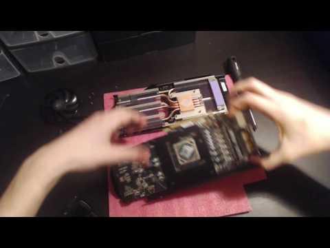 XFX RX 480 GTR teardown