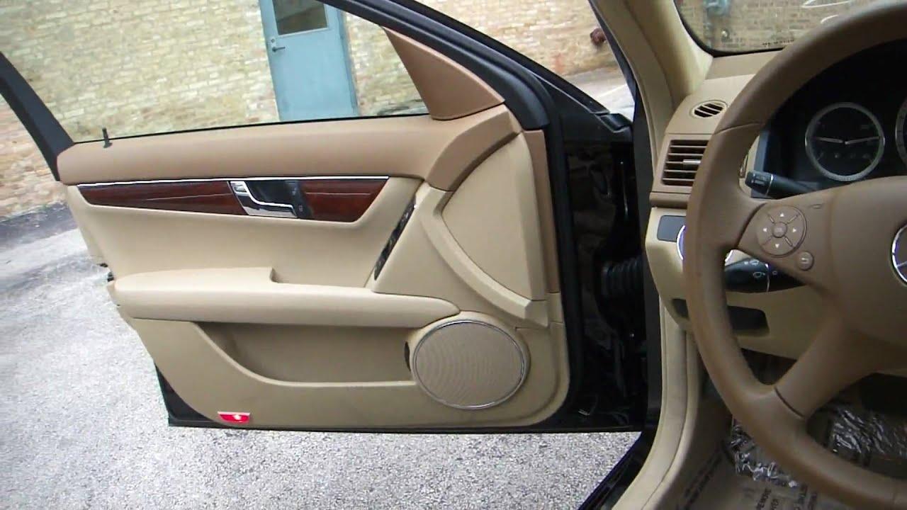 medium resolution of 2008 mercedes benz c300 interior