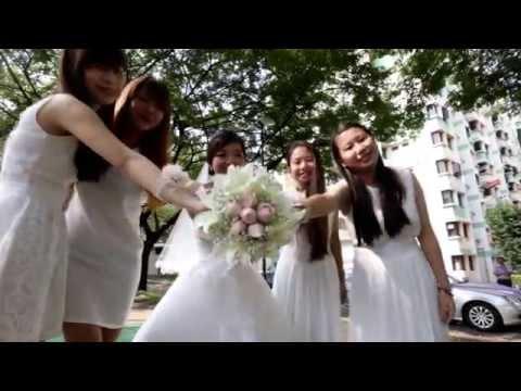 Ben & Rainie Wedding Video (Part1)