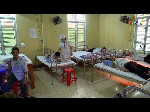 Các cơ sở y tế khám chữa bệnh cho 346.000 lượt người