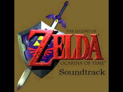 The Legend of Zelda Ocarina of Time Soundtrack