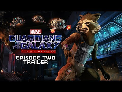 Marvel's Guardians of the Galaxy: The Telltale Series - EPISODE TWO TRAILER