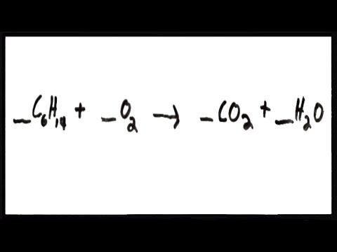 Balancing Chemical Equations - YouTube