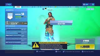 [live fortnite] live party personalize! #fortnitefr #pp creator code RKO-NEVER pp de yamakz yam