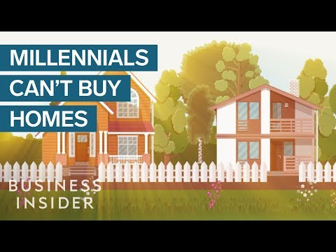 why-it's-so-hard-for-millennials-to-buy-homes