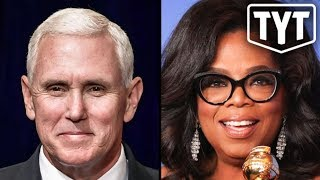 Mike Pence Compares Himself To Oprah