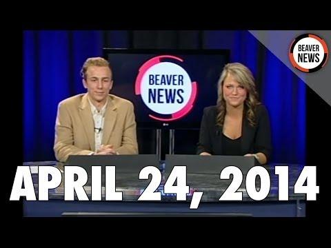 KBVR Beaver News - April 24, 2014