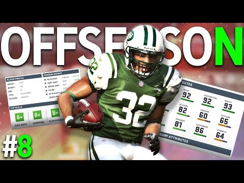 MADDEN 19 FRANCHISE MODE: HUGE Steal in Draft + Off-Season! | EP8