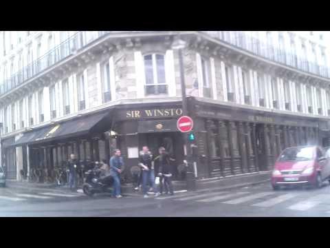 Paris ,place de l'étoile