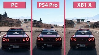 [4K] Need for Speed Payback – PC vs. PS4 Pro vs. Xbox One X Graphics Comparison