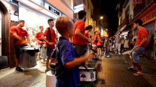 Lloret de Mar, Night Shopping - Drum Parade