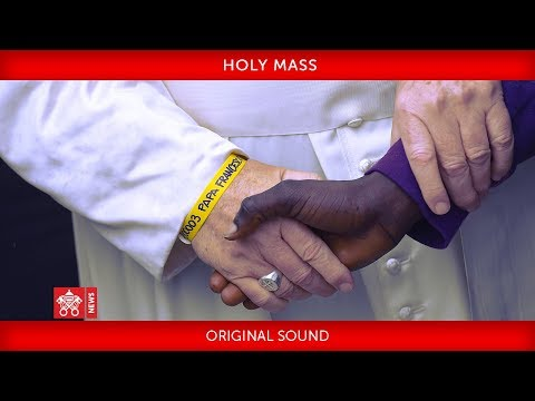 """Pope Francis - Holy Mass for participants in the meeting """"Free from fear"""" - 2019-02-15"""